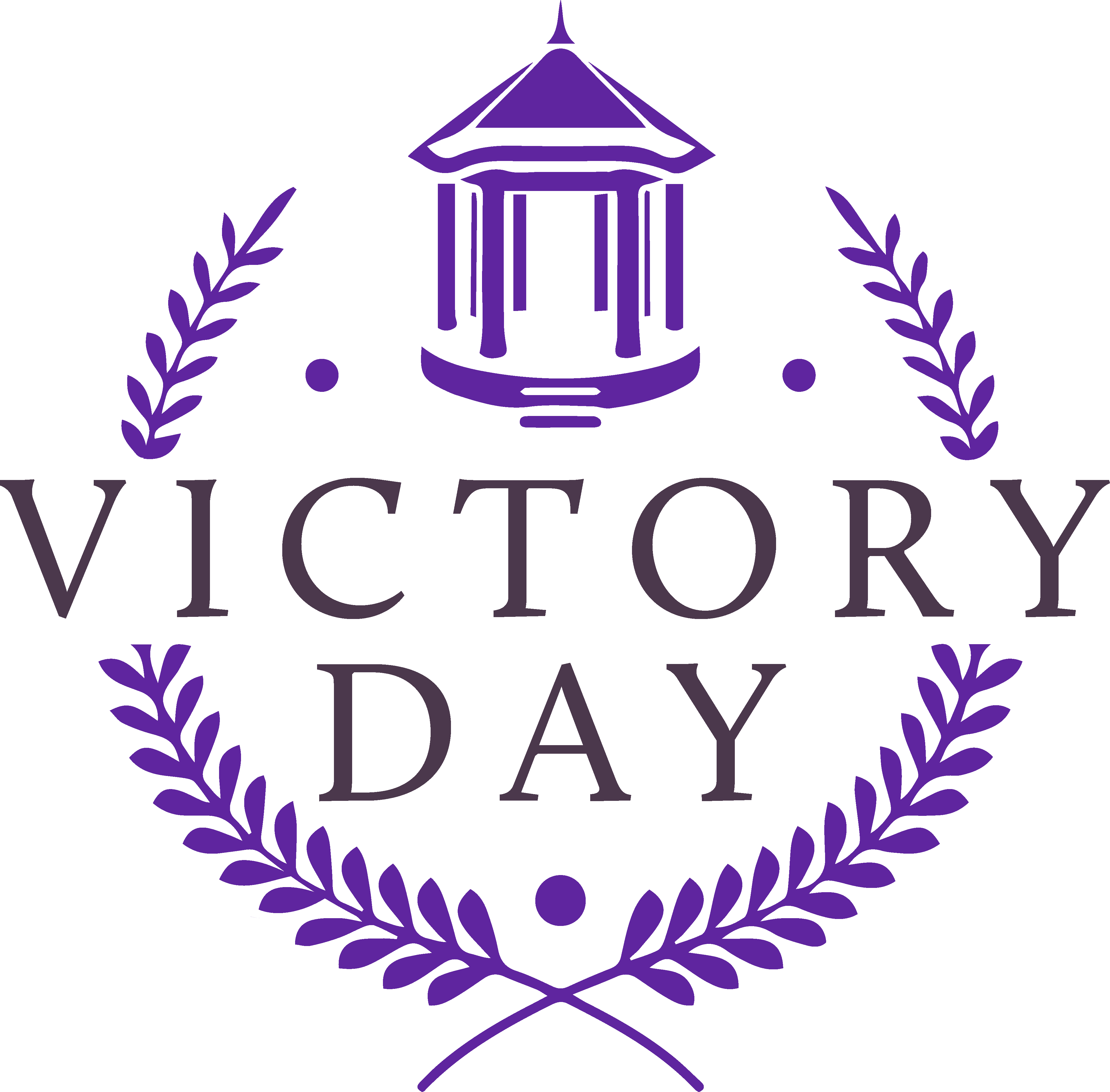 victory day logo