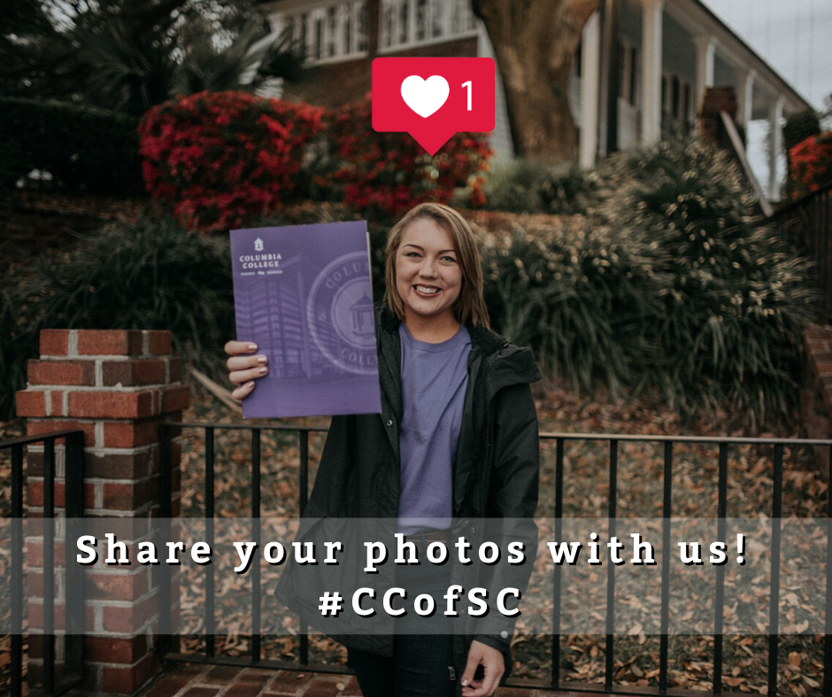 Share your photos with us and use #CCofSC